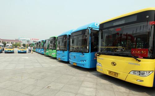 提示:滨州市区因道路施工 多路公交车线路调整