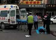 悲痛!惠民县闫北路发生一起交通事故 一老人不幸身亡