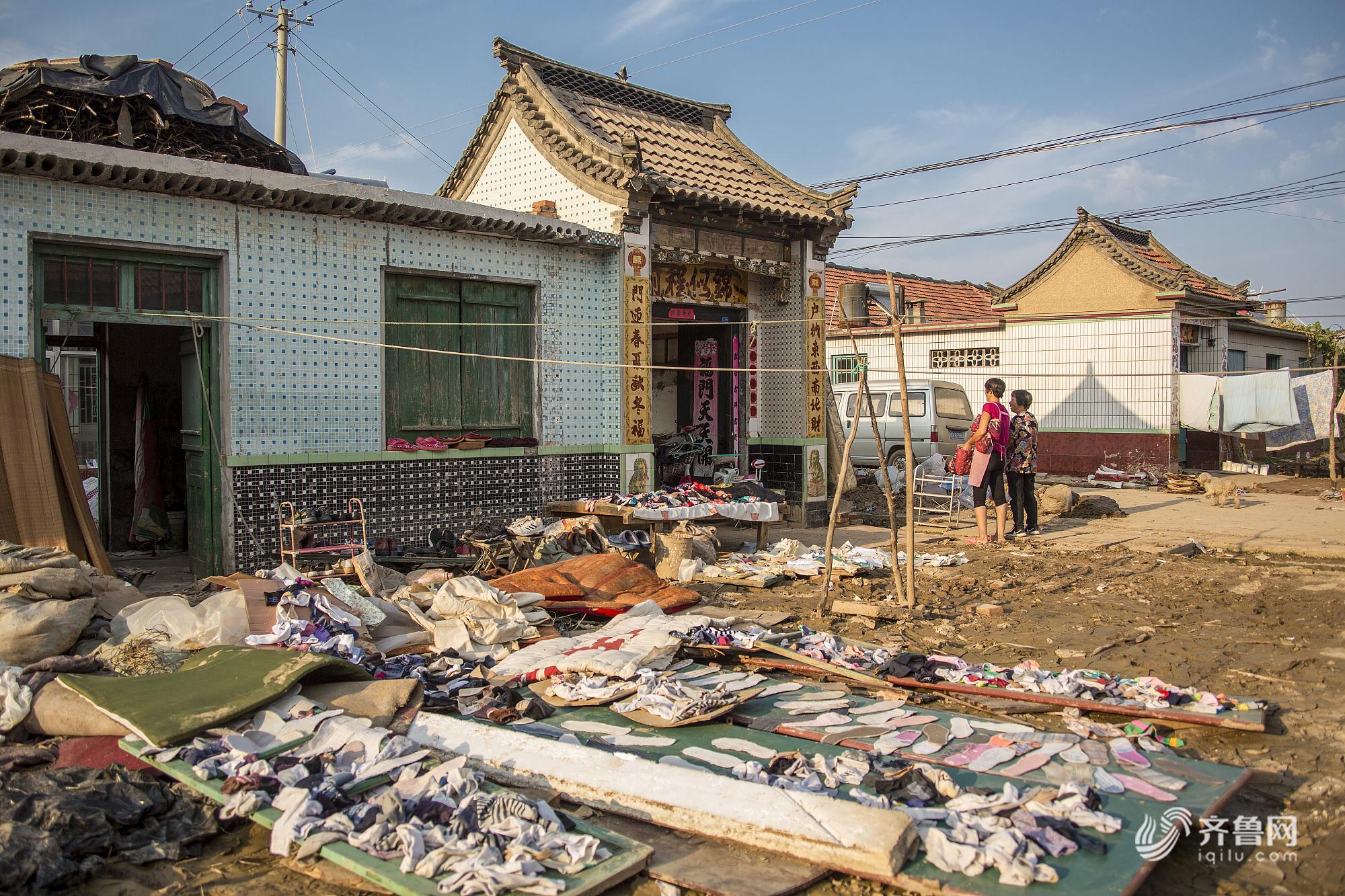 山东全省排查鉴定灾毁房屋3.6万户 不安全房屋不得入内