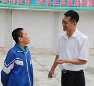 山东中学教师吕文强入选2018年全国教书育人楷模