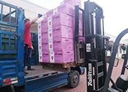 德州市青联、青企协募集5000瓶消毒制品发往潍坊灾区