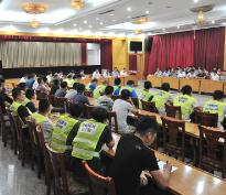山东省交通运输厅调集60名技术专家赴5市指导灾后重建工作