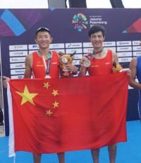潍坊籍运动员第十八届亚运会勇夺一金三银