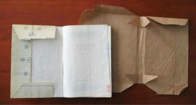 新学期买塑料包书皮要小心
