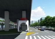 直达西客站、与地铁R1线M3线交叉...济南首条纵贯东西城快速路快要来啦