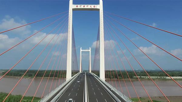 闪电微纪录丨齐河黄河大桥,与两座城市间的故事