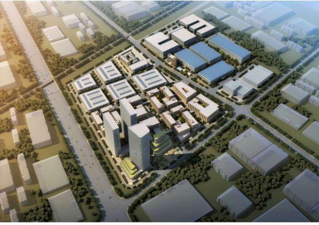 淄博高新区投资10亿建设健康产业基地