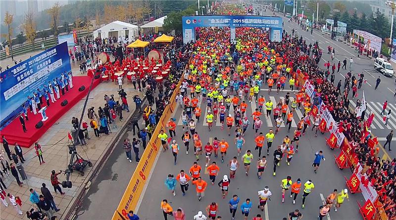 2018临沂国际马拉松报名人数已达11416人 特设临沂籍选手奖