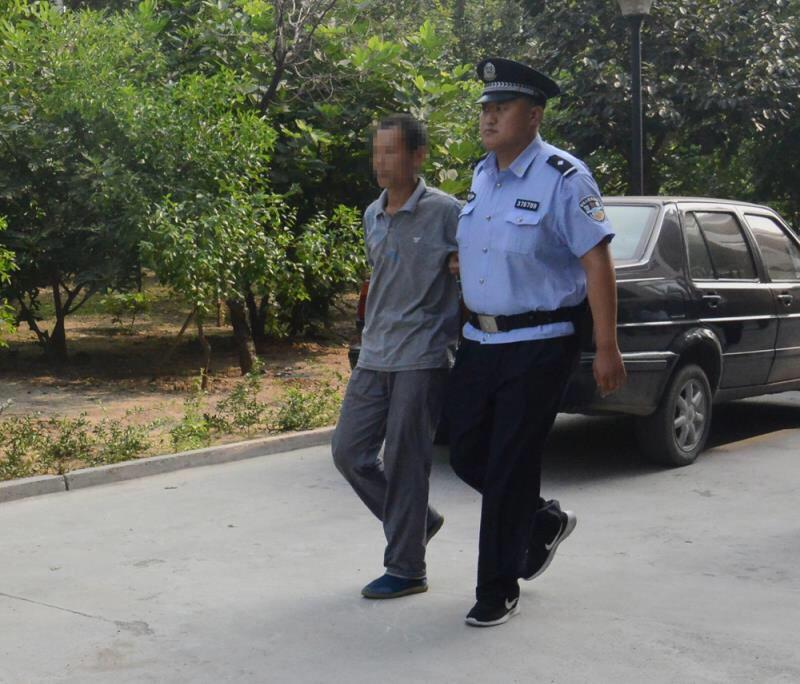 """淄博高新区一""""老赖""""拒执 换来强制拘留15天"""