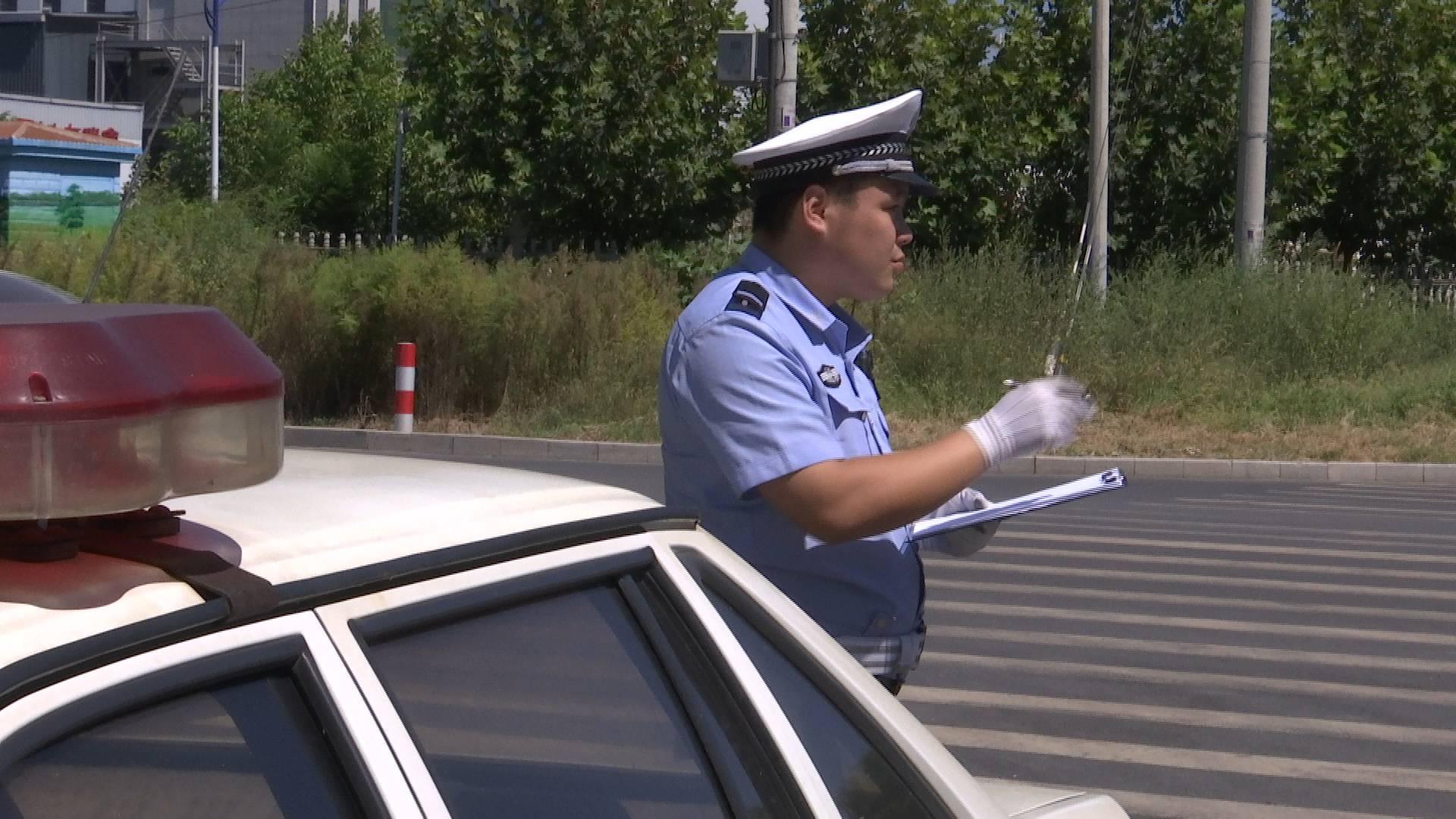 追踪报道:多部门对济南临港北路事故路段勘察整改