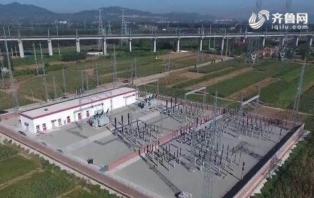 青连铁路接触网合闸送电成功 将于年内开通