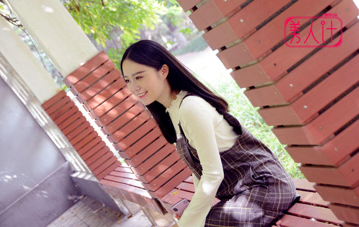 【美人计】山东妹子在山大 今日份的美女研究生请您查收