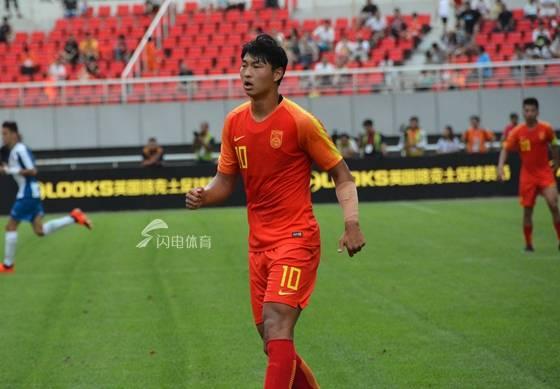 U19国青最新名单公布 鲁能出品7人入选