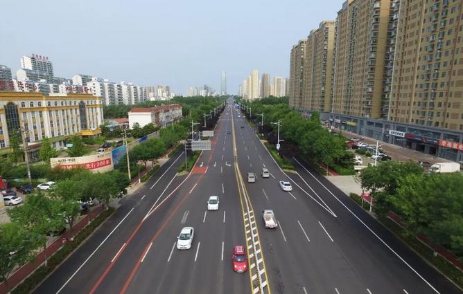 日照:山东路实现从青岛路到海曲路的全段正常通行