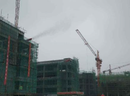 严查工程安全和扬尘防治 淄博10个在建工程被责令停工