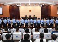 周传智等8人恶势力犯罪集团敲诈勒索案在泰安一审判决