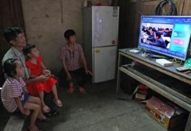 山东积极推进广电扶贫 让建档立卡贫困户用上电视机顶盒