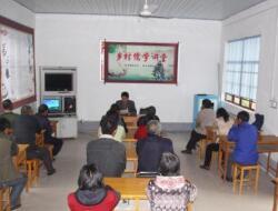 山东已建成9000多个乡村儒学讲堂 全民阅读遍地开花