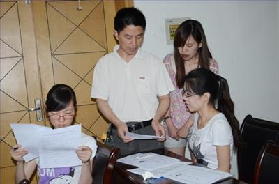 枣庄峄城区直学校招聘面试资格审查18日进行