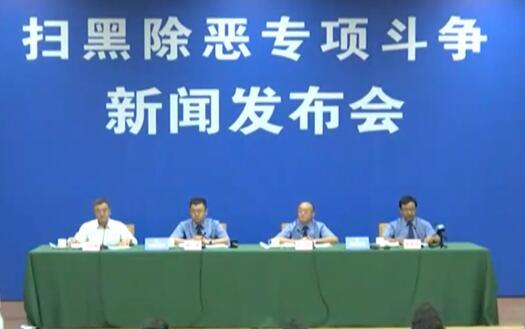 山东省人民检察院通报5起扫黑除恶典型案例