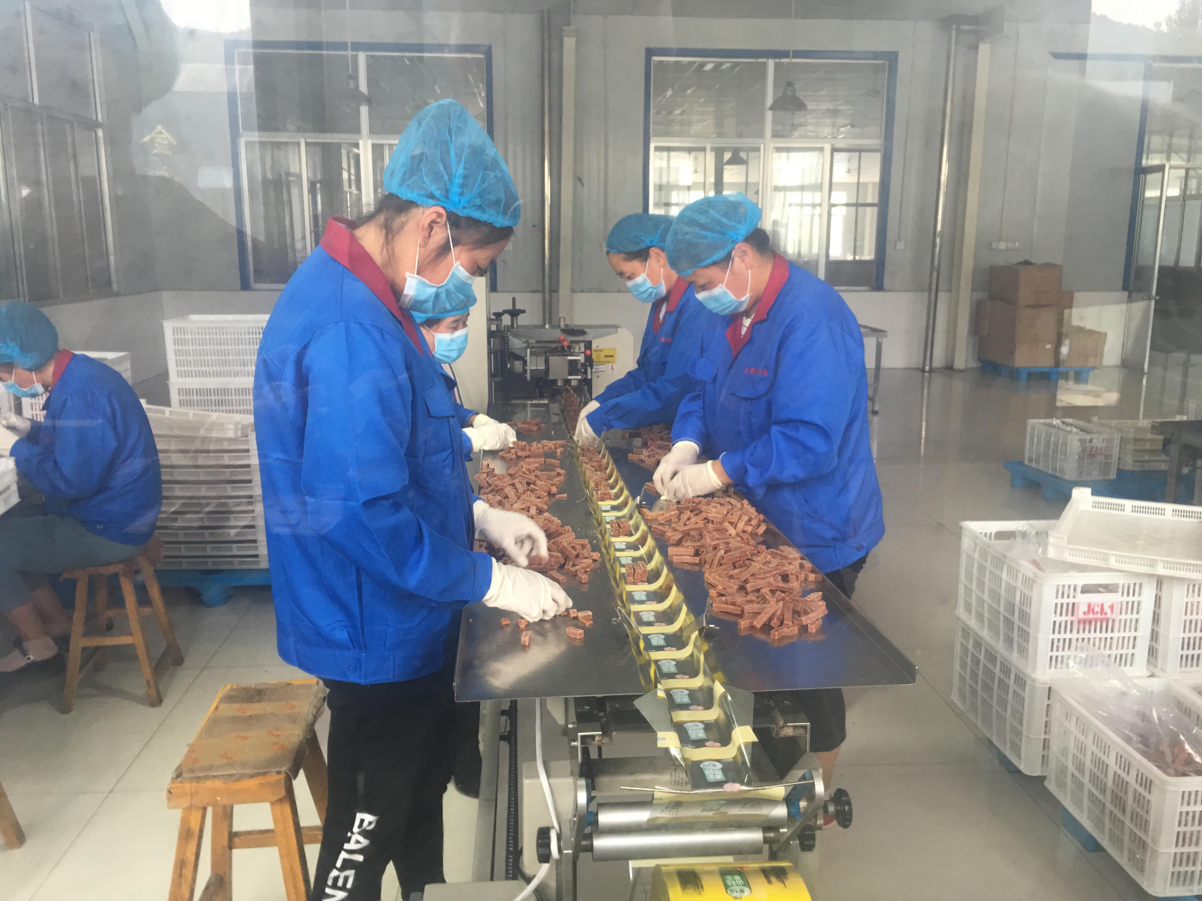 仅用15天!青州首个受灾工厂今日恢复生产