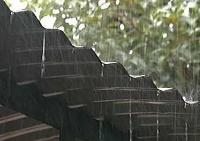 截止10日淄博本年度平均降水820mm 明天将有降雨过程