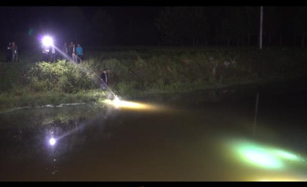郓城:两名男子河沟捕鱼 一人不幸溺亡