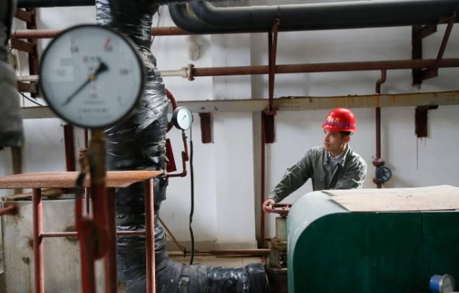 9月20日济宁东城区供暖打压 居民家中需留人