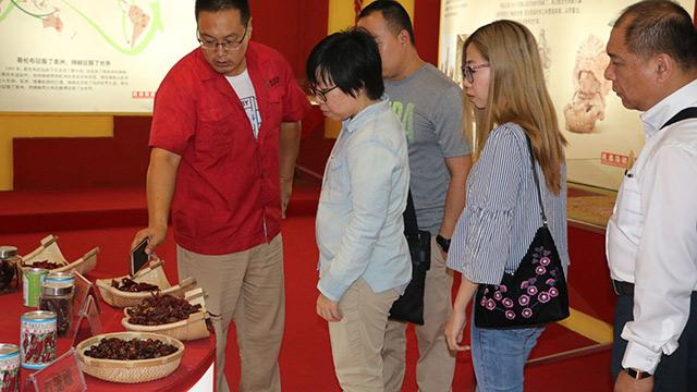 30秒丨缅甸客商回访武城,达成辣椒贸易合作并将在缅建厂