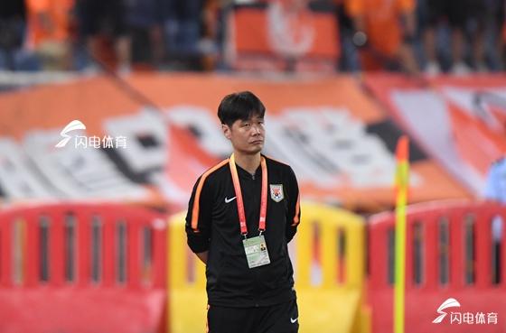 鲁能赛前名单出炉:门将韩镕泽出战  U23首发两人