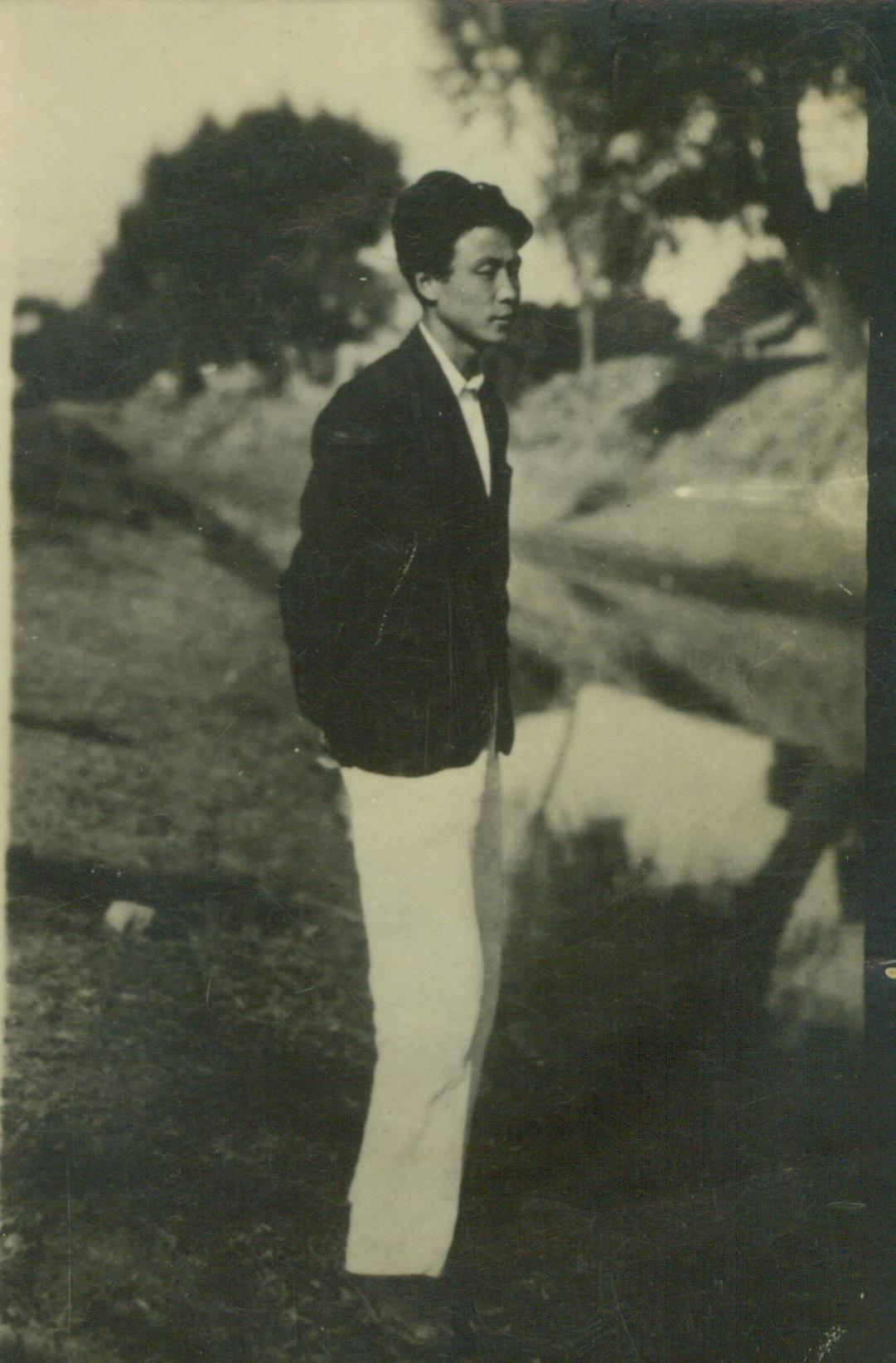 英雄烈士谱丨李竹如:37年激扬文字为抗战