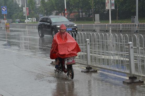 海丽气象吧丨明后两天济宁将经历降水天气 局部暴雨