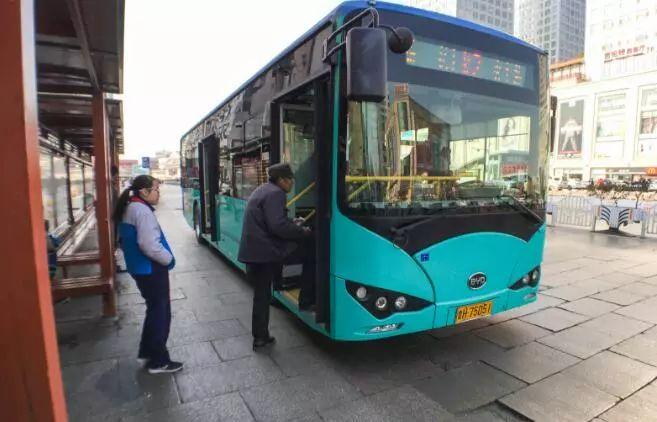福利来啦!济宁公交推出优惠乘车及中秋节送车票活动