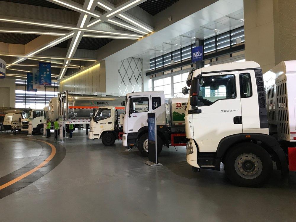 梁山建设6万平方米专用车科创中心 43家企业入驻