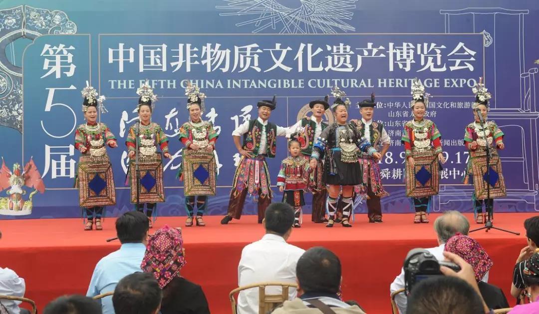 第五届中国非遗博览会完美落幕 82万人次参观参与盛况空前
