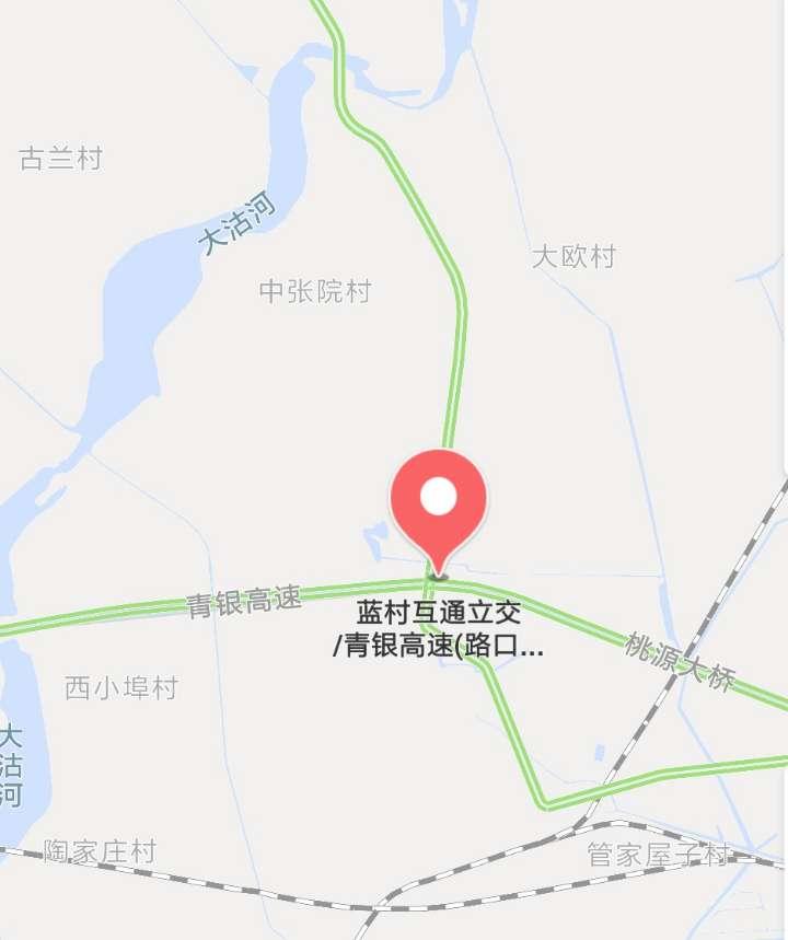 G20青银高速济青段蓝村互通立交将封闭施工