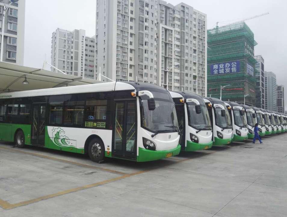 青岛公交3条线路9月18日起调整首车时间 部门站点更名
