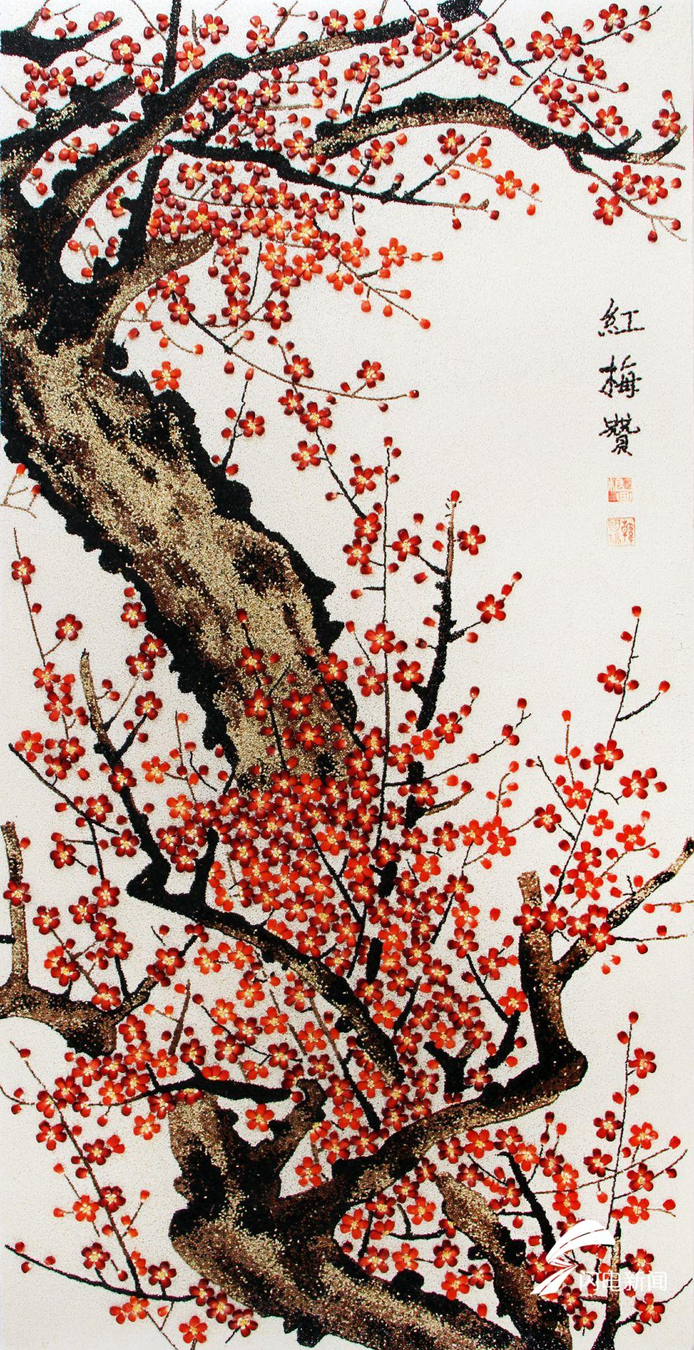 """东明粮画将亮相""""蓝厅"""":1700年的""""精神食粮""""这么美!"""