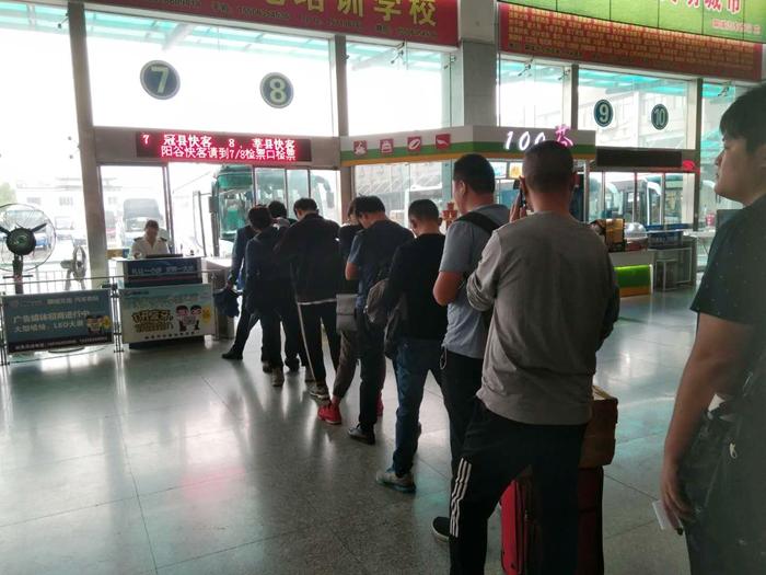 聊城汽车西站将迎中秋节客流高峰 省内线路居多