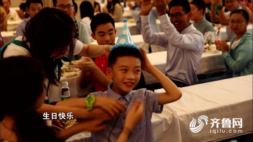 """《国学小名士2》郦波爆料儿子竹马之交 江逐浪谈男女""""得体""""相处"""