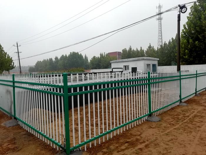 聊城高新区首个污水处理站投入使用 还四新河一片清澈