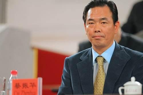离开体育?蔡振华以全国总工会党组成员身份亮相