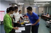 潍坊高新区经济适用房实物配售举行公开选房