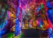 钟灵毓秀!亚洲最长地下观光长廊助力泰安旅游