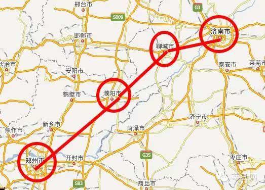 聊城:郑济高铁、机场建设等交通项目有了新进展