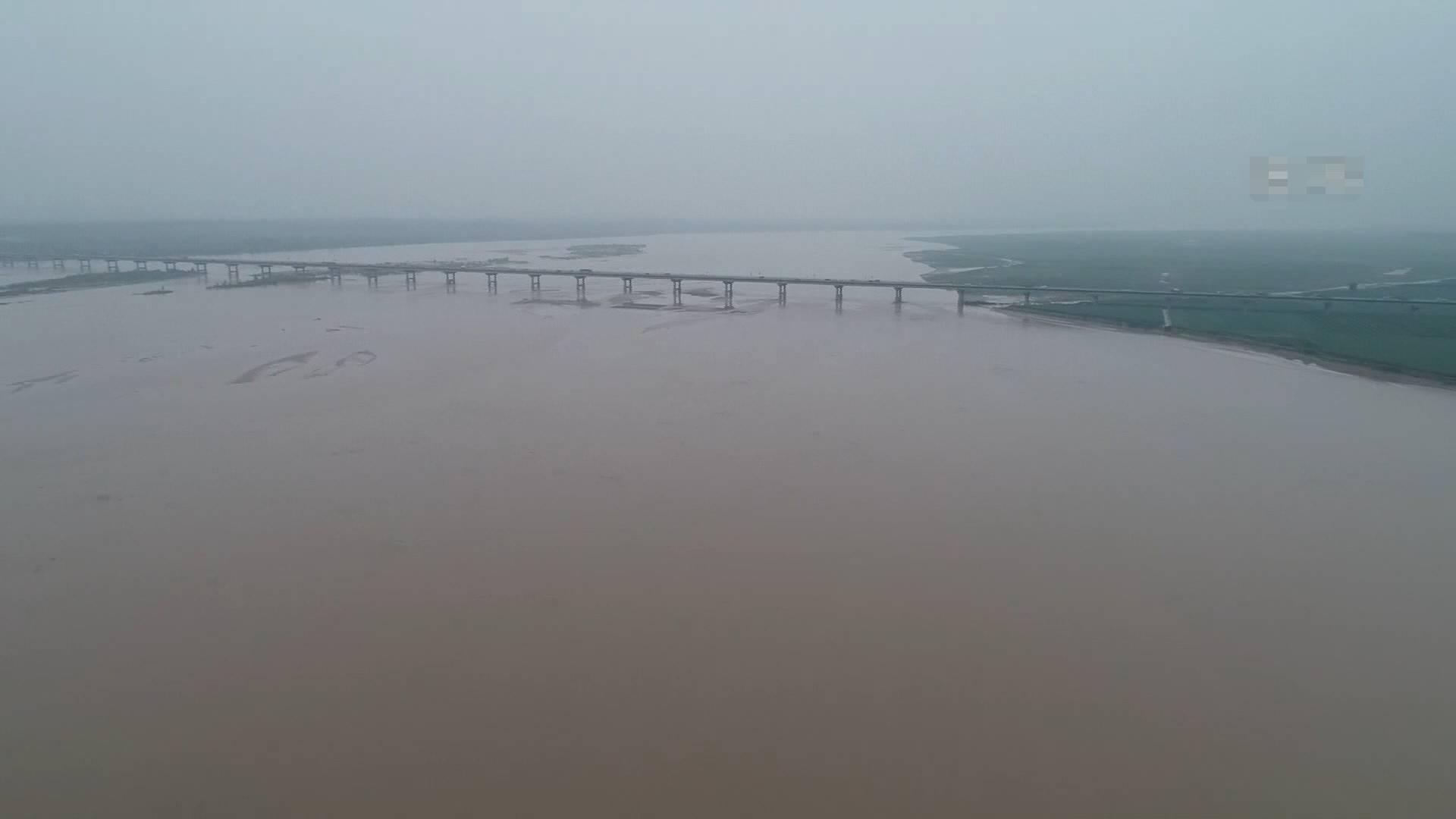 山东黄河河务局积极应对当前黄河秋汛