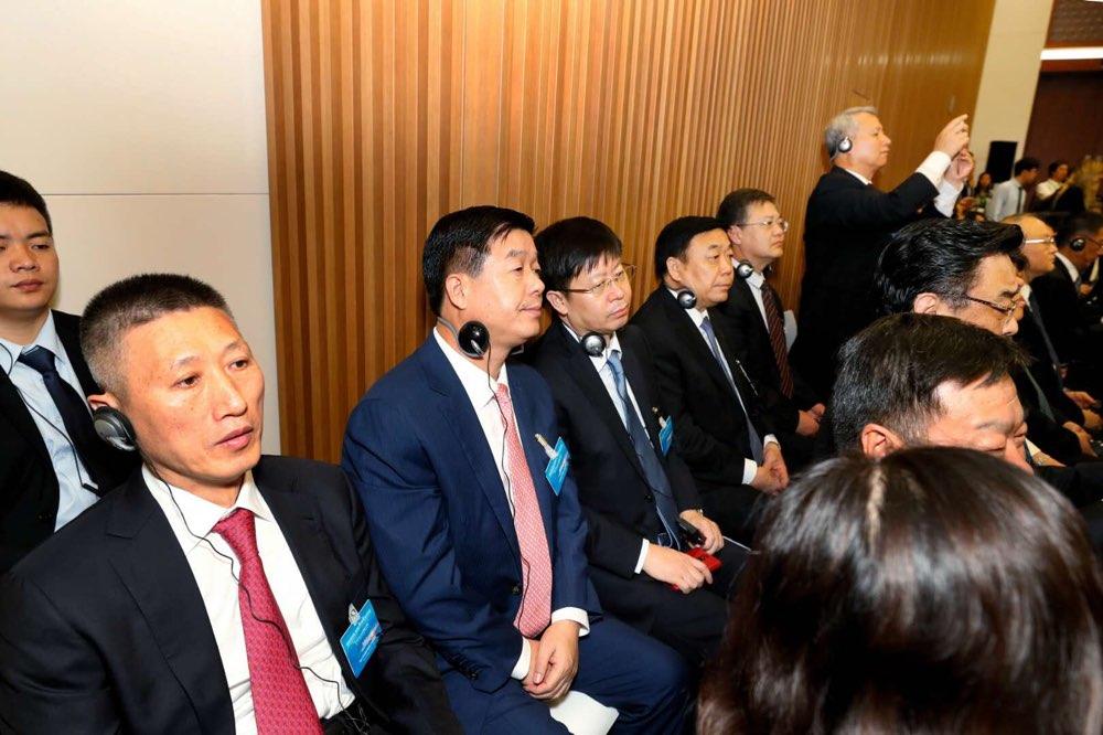 东岳集团董事长张建宏:外交部山东全球推介活动带来新机遇、新发展