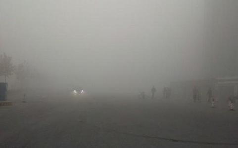 海丽气象吧丨淄博发布大雾黄色预警 部分地区能见度小于200米