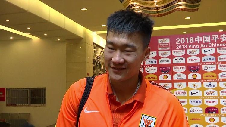 刘军帅:幸福来得太突然 把握住了机会
