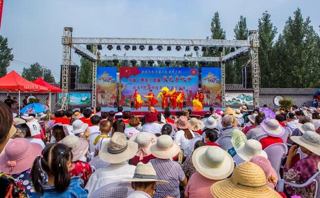 农特产品推介、非遗展.....罗庄区首届农民丰收节开幕